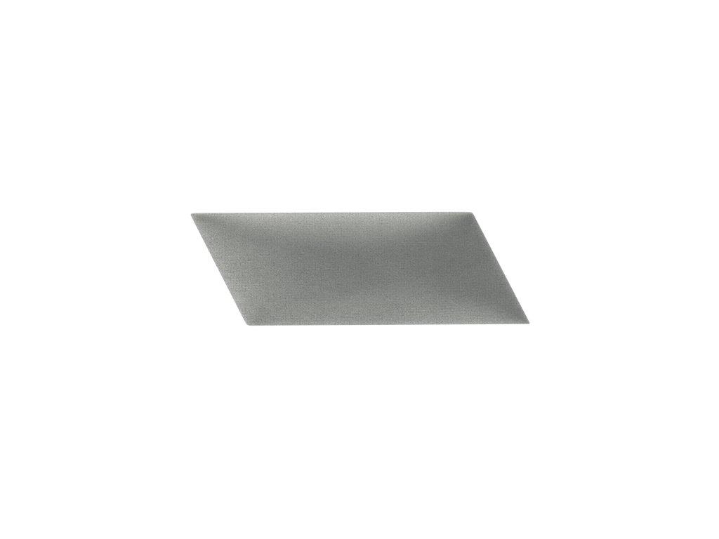 Čalouněný panel ABIES R91 rovnoběžník levý 30 x 15 cm