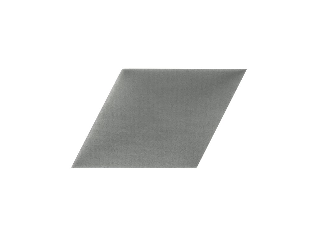 Čalouněný panel ABIES R91 rovnoběžník pravý 30 x 30 cm