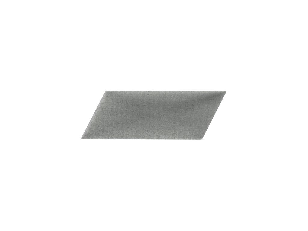 Čalouněný panel ABIES R91 rovnoběžník pravý 30 x 15 cm