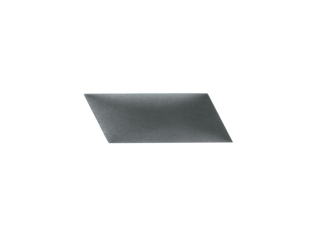 Čalouněný panel ABIES R95 rovnoběžník levý 30 x 15 cm