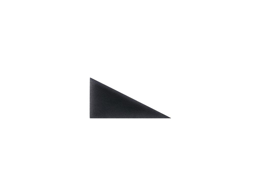 Čalouněný panel ABIES R100 trojúhelník levý 30 x 15 cm