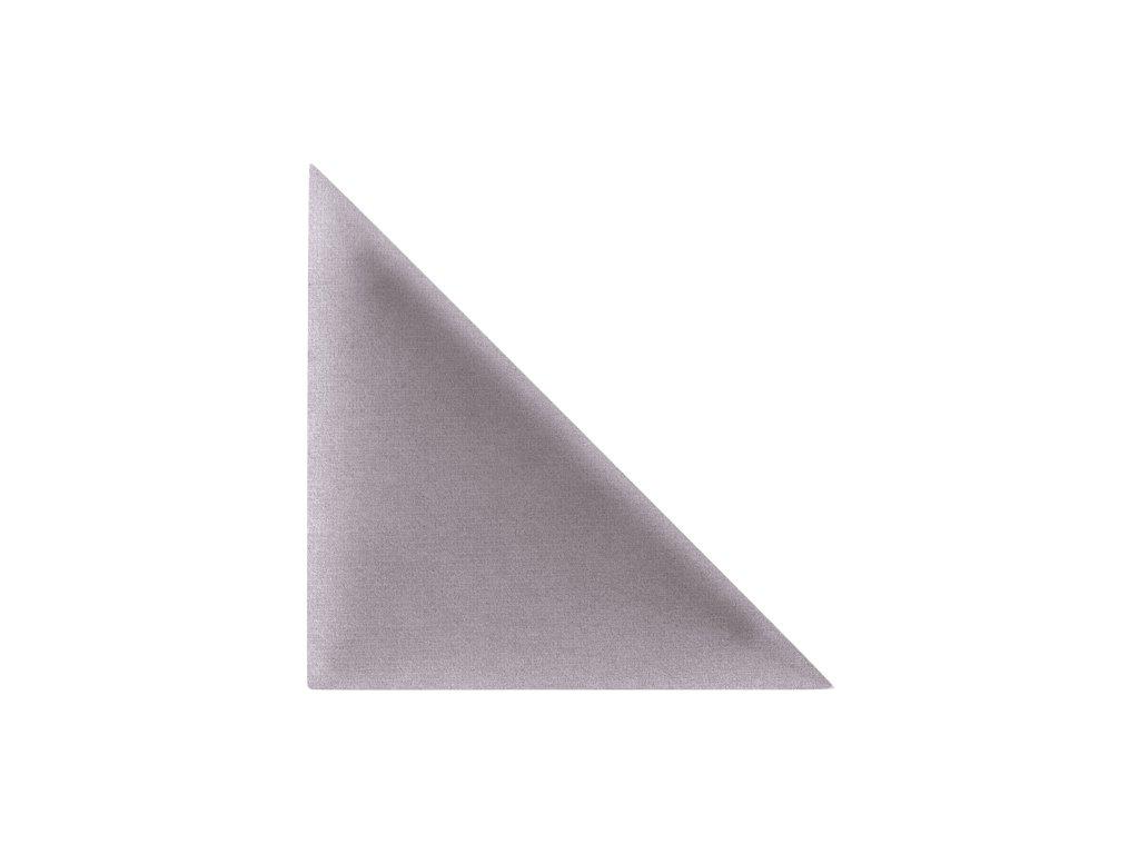 Čalouněný panel BASIC.02 R62 trojúhelník 30 x 30 cm