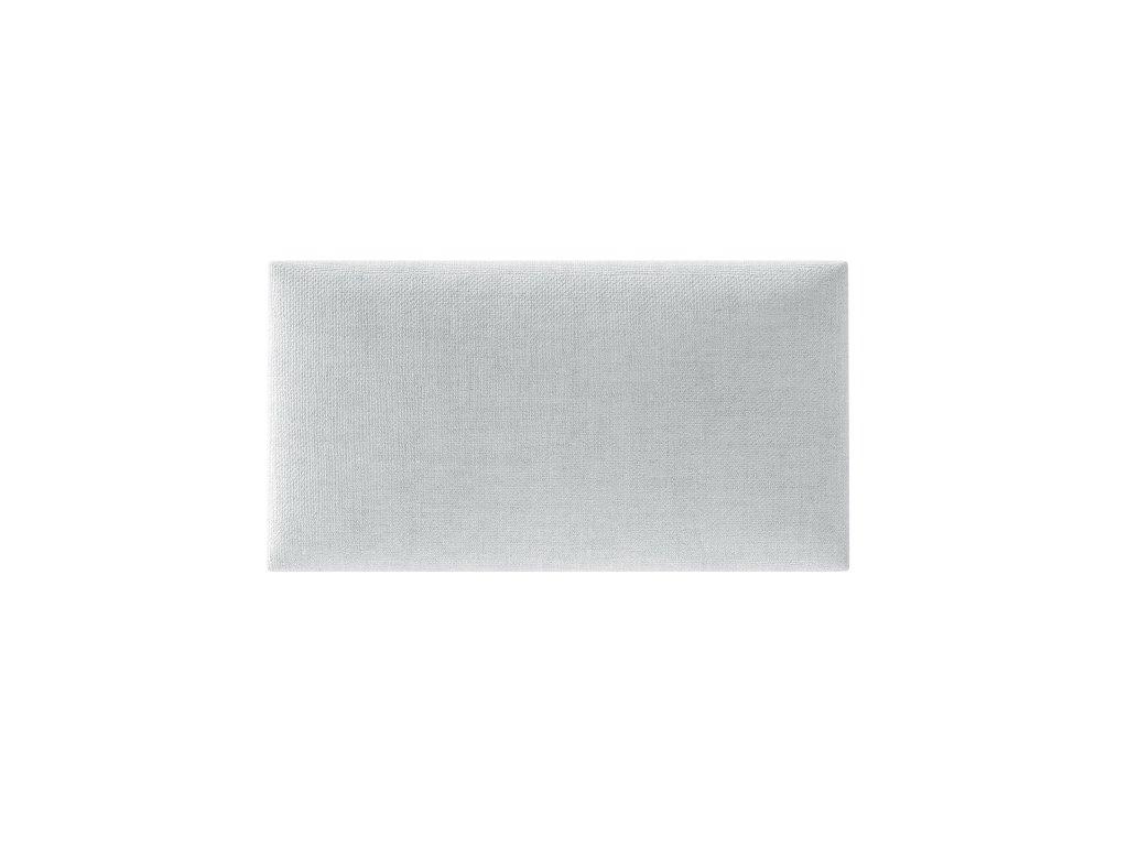 Čalouněný panel BASIC.03 K09 obdélník 30 x 15 cm