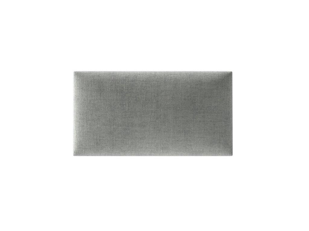 Čalouněný panel BASIC.03 K11 obdélník 30 x 15 cm