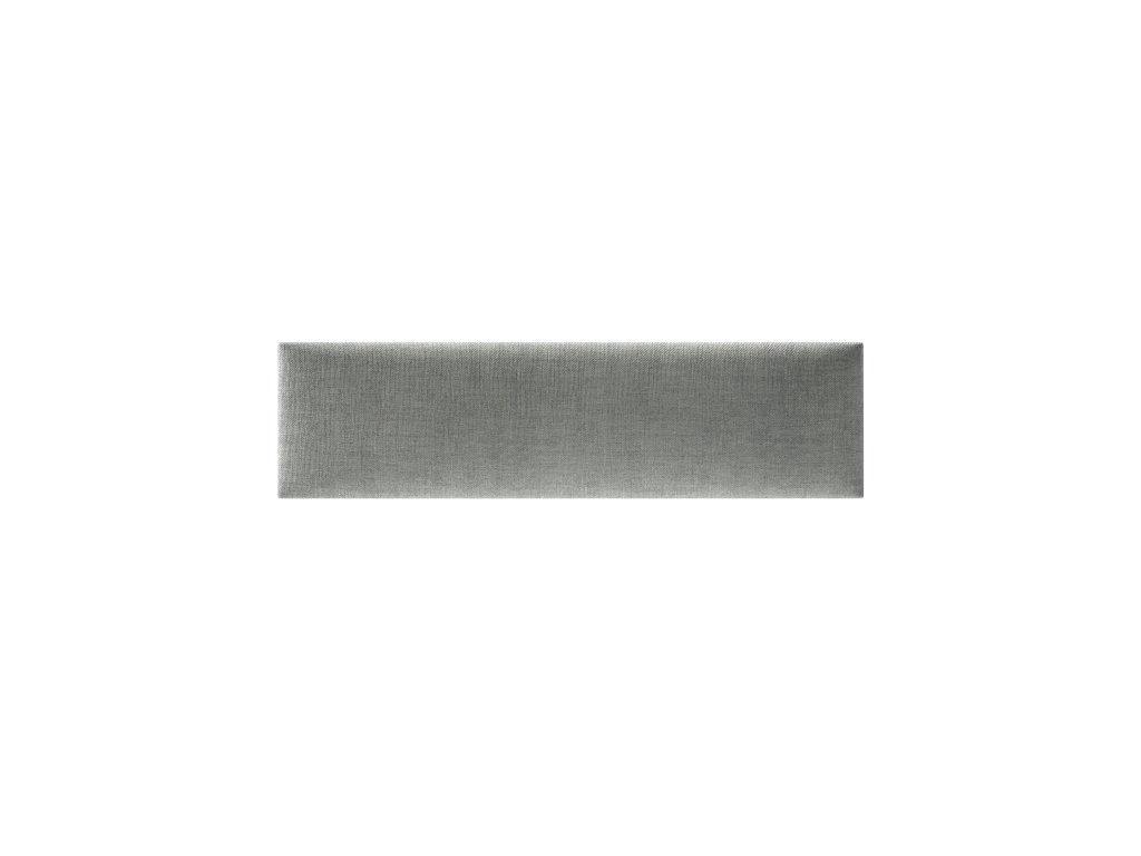 Čalouněný panel BASIC.03 K11 obdélník 60 x 15 cm