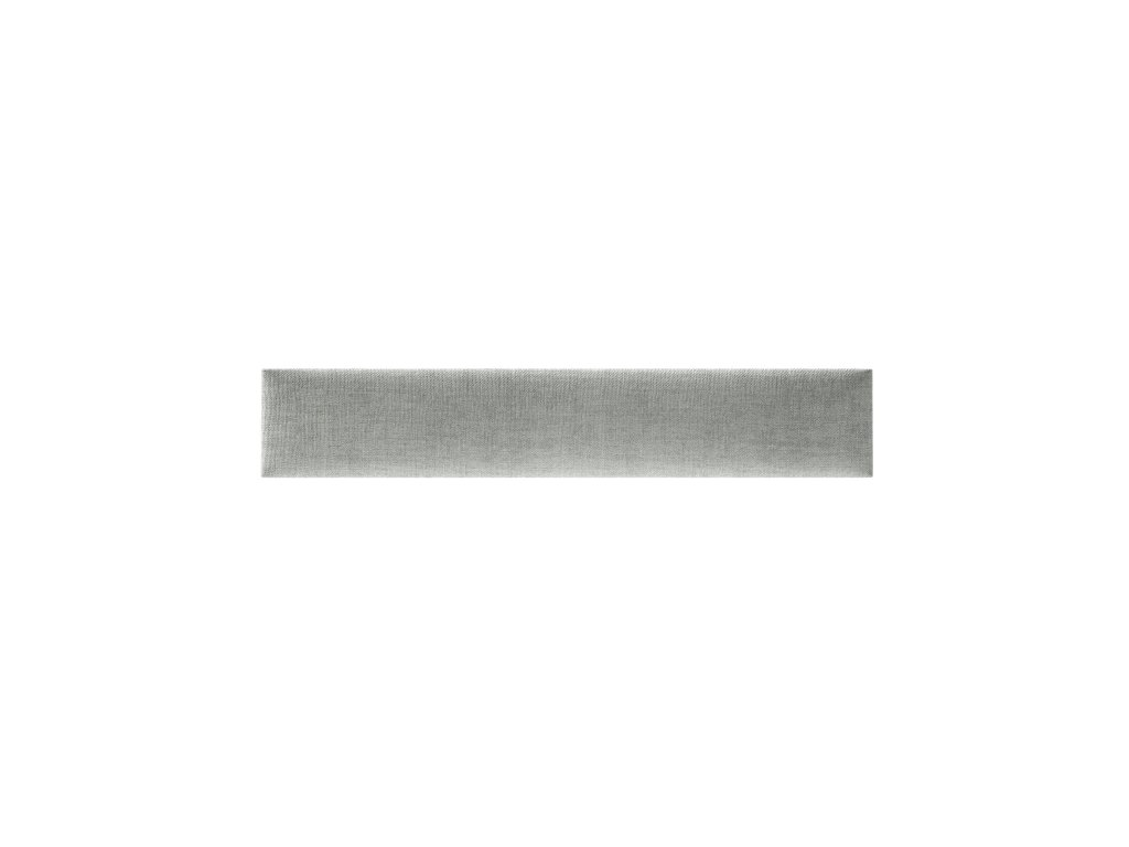 Čalouněný panel BASIC.03 K11 obdélník 90 x 15 cm