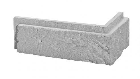 Sádrový roh PARMA 1 - white