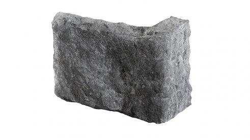 Betonový roh CALABRIA 2 - grey