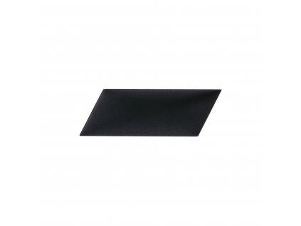 Čalouněný panel ABIES R100 rovnoběžník pravý 30 x 15 cm