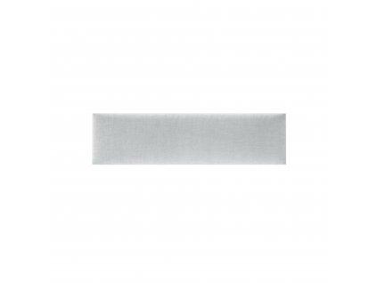 Čalouněný panel BASIC.03 K09 obdélník 60 x 15 cm