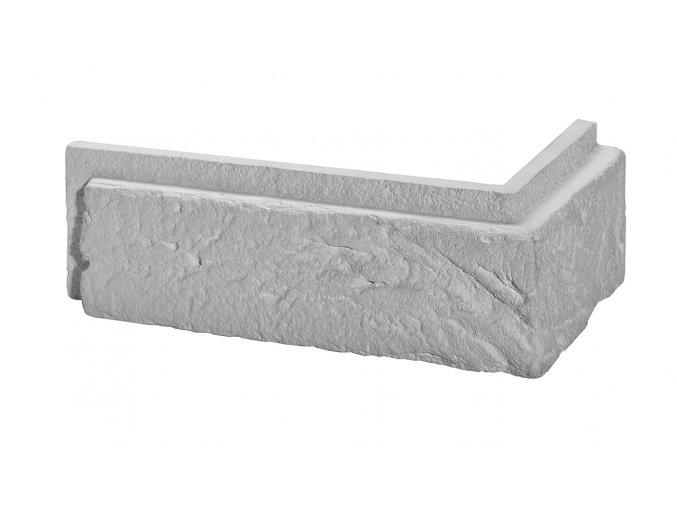 Sádrové rohové obklady PARMA 1 - white