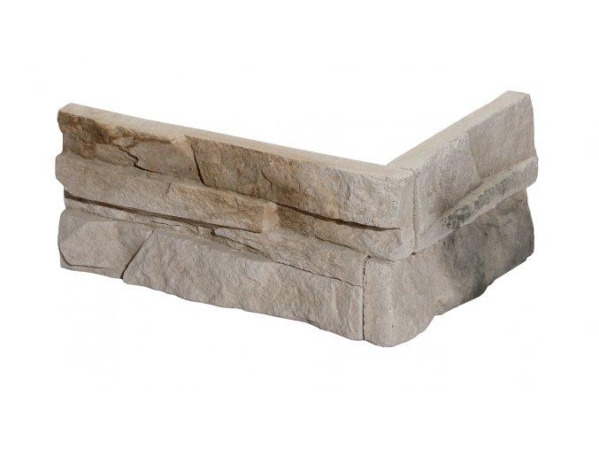 Betonové rohové obklady NEPAL 1 - frost
