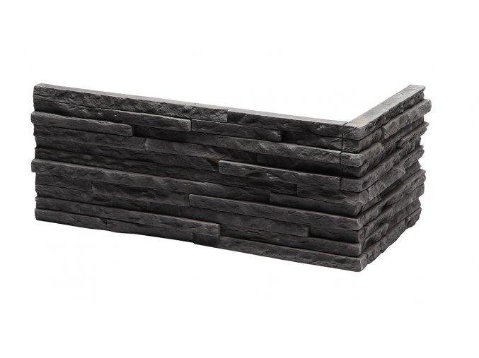 Betonové rohové obklady PALERMO 2 - graphite