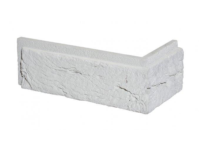 Betonové rohové obklady BOSTON 2 - white