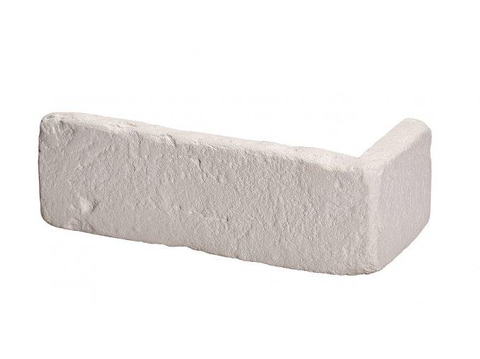 Sádrové rohové obklady LOFT 1 - white