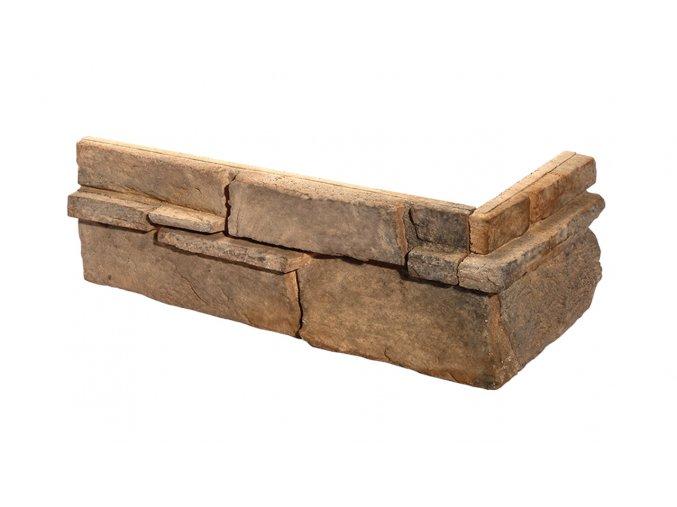 Betonový rohový obklad GRENADA 3