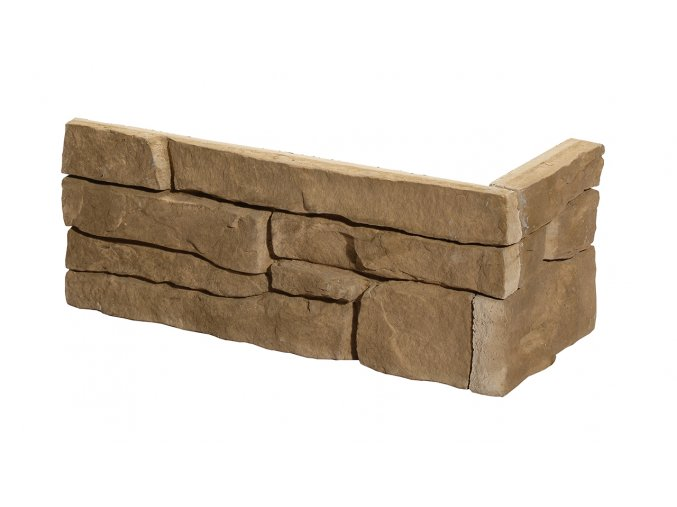 Betonový rohový obklad LYON 1
