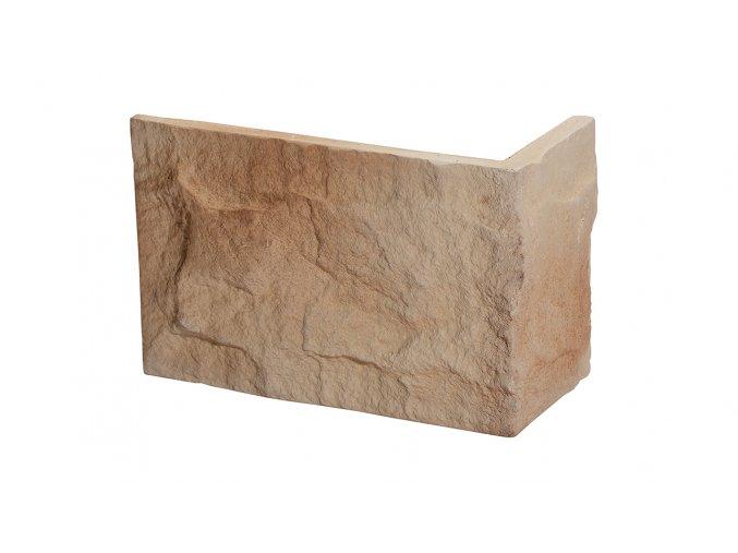 Betonové rohové obklady ROMA 1 - desert