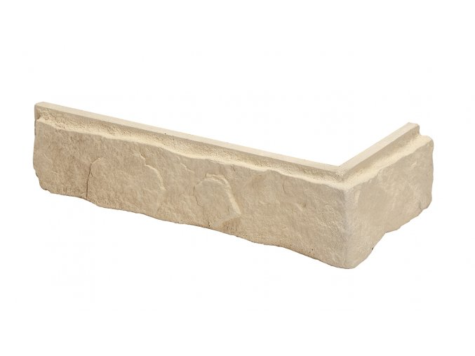 Betonové rohové obklady SANTORINI 1 - beige