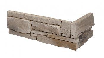 Betonové rohové obklady GRENADA 2 - frost