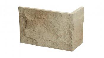 Betonové rohové obklady ROMA 2 - cream