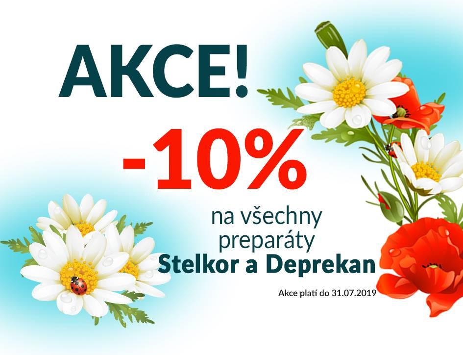 Nezapomeňte si na dovolenou přibalit probiotika Stelkor - do konce července se slevou 10%