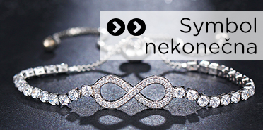 Stella Šperky Eshop - Šperky so symbolom nekonečna už od 3,30 €