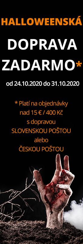 Stella Šperky Eshop - Halloweenská doprava zadarmo k objednávkam nad 15 € / 400 Kč