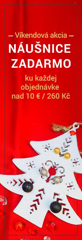 Stella Šperky Eshop - Náušnice zadarmo ku každej objednávke nad 10 € / 260 Kč