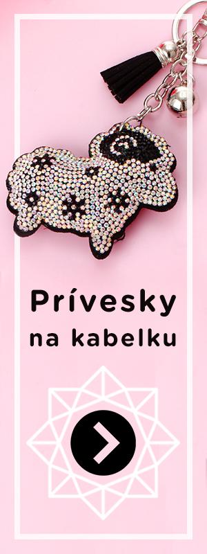 Stella Šperky Eshop - prívesky na kabelku