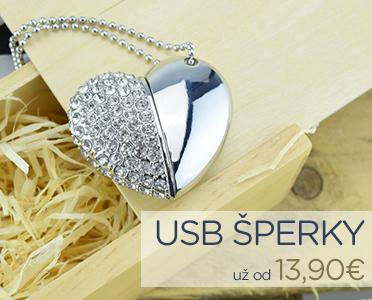 Stella Šperky Eshop - USB šperky už od 13,90 €