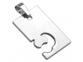 Prívesok známka z ocele striebornej farby, znamenie zverokruhu BÝK (1)