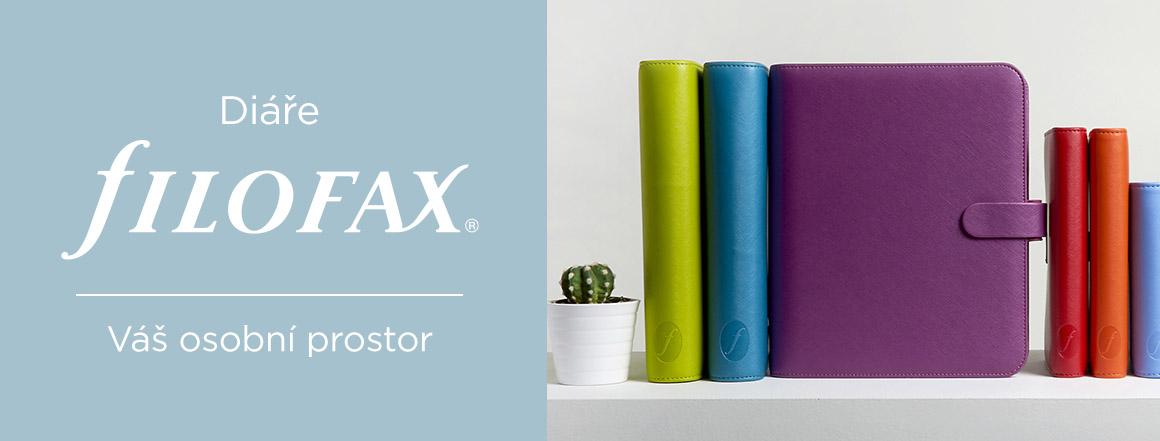Luxusní diáře filofax