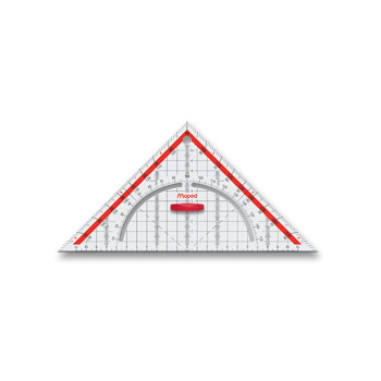 Trojúhelníky a úhloměry