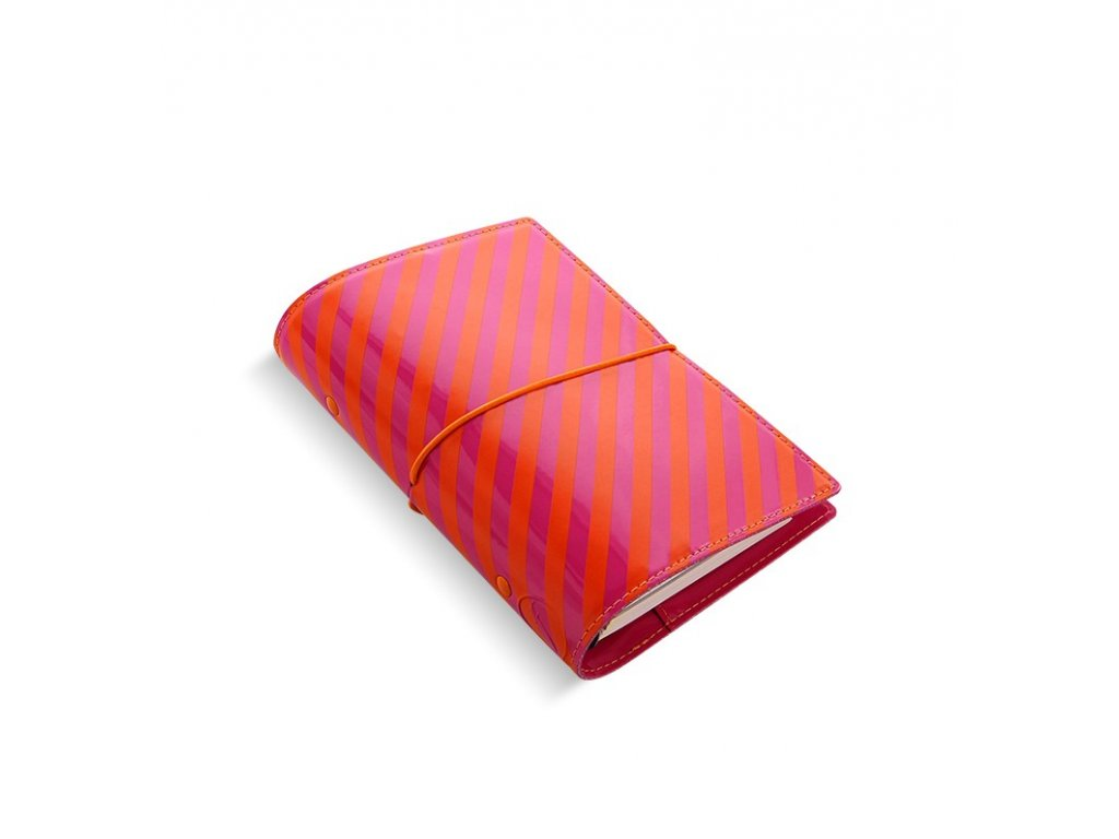 domino patent personal orange stripes isometric 1 1 1