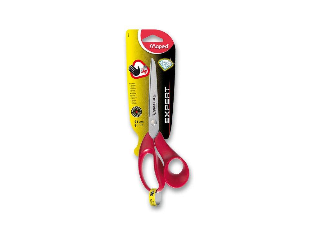 Nůžky Maped Expert 21 cm, pro leváky, blistr