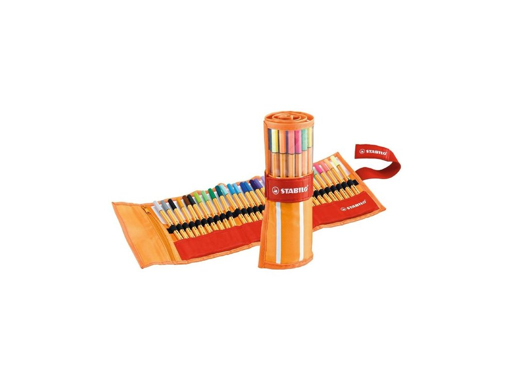 Liner - STABILO point 88 30 ks Rollerset