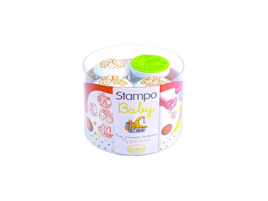 StampoBaby, stroje