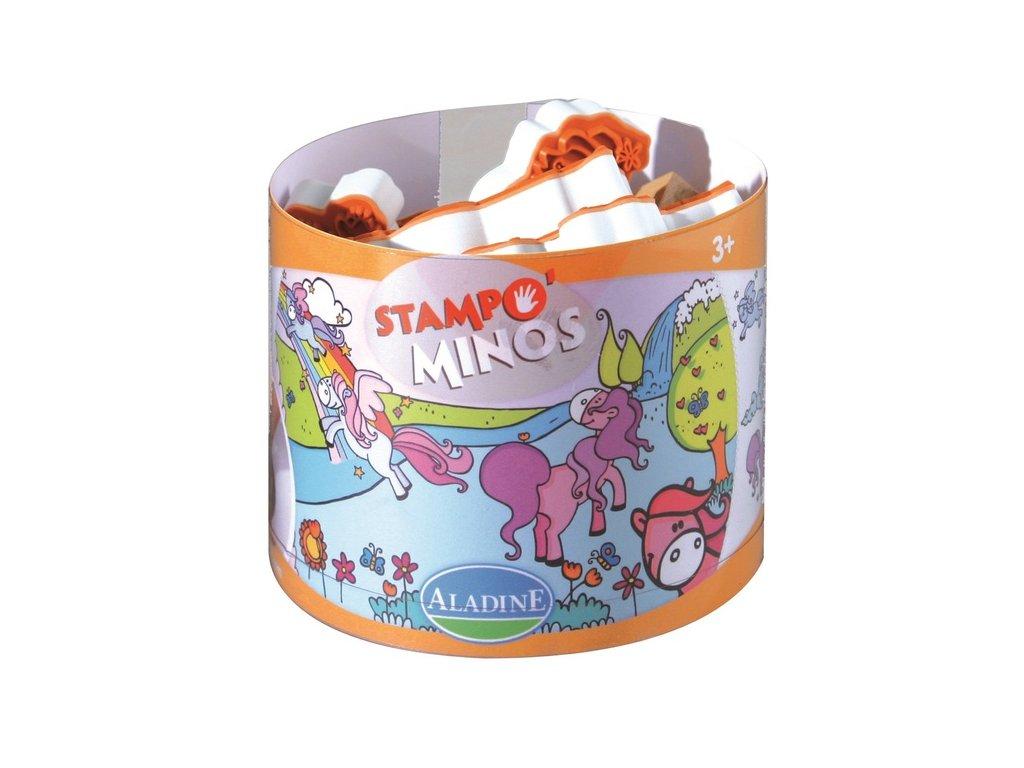 StampoMinos, poníci