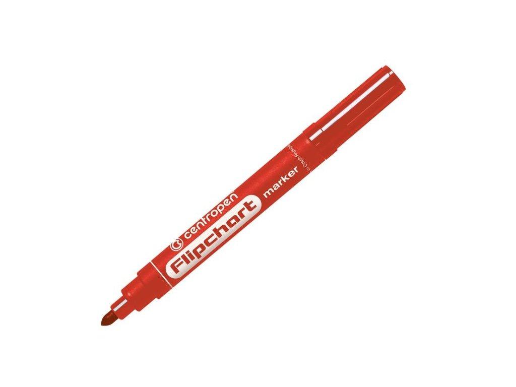 Fix Centropen na papír Flipchart 8550 - mix barev