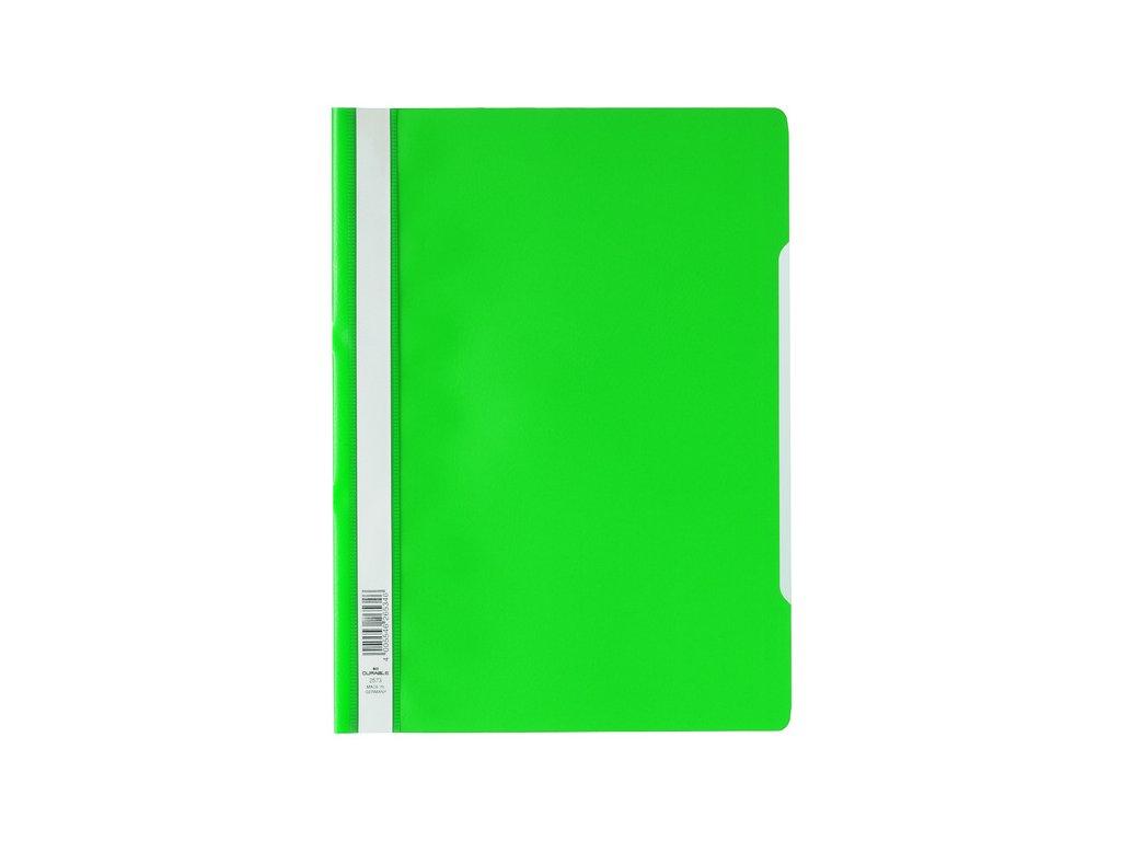 Rychlovazač PP A4-zelený