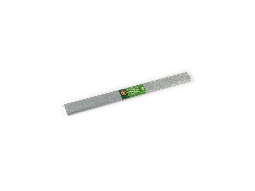 Papír krepový stříbrný 9755/34