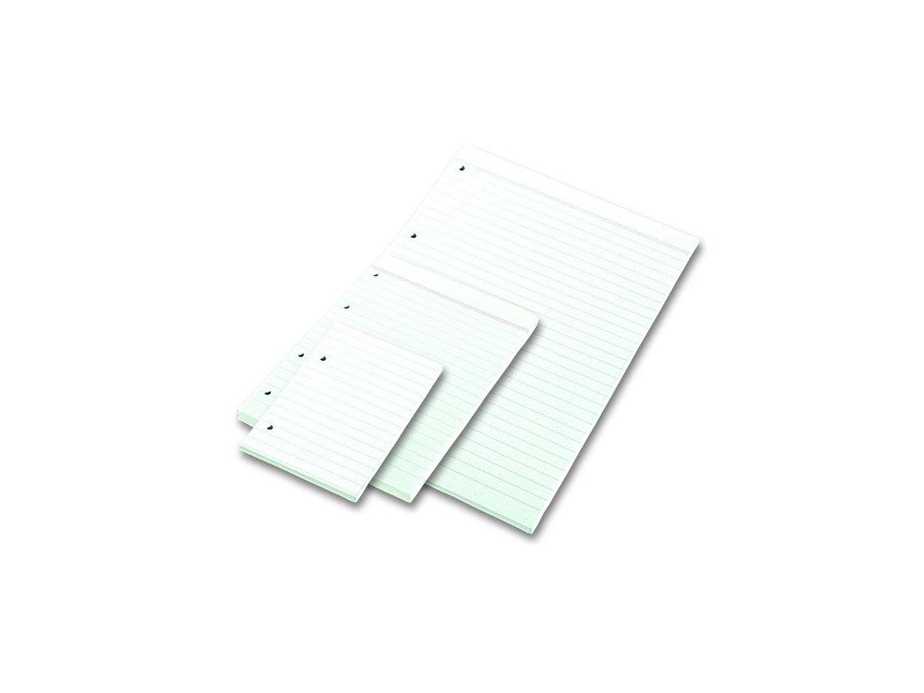 Náhradní náplň Notes do zápisníku A4 - linkovaná 100 listů