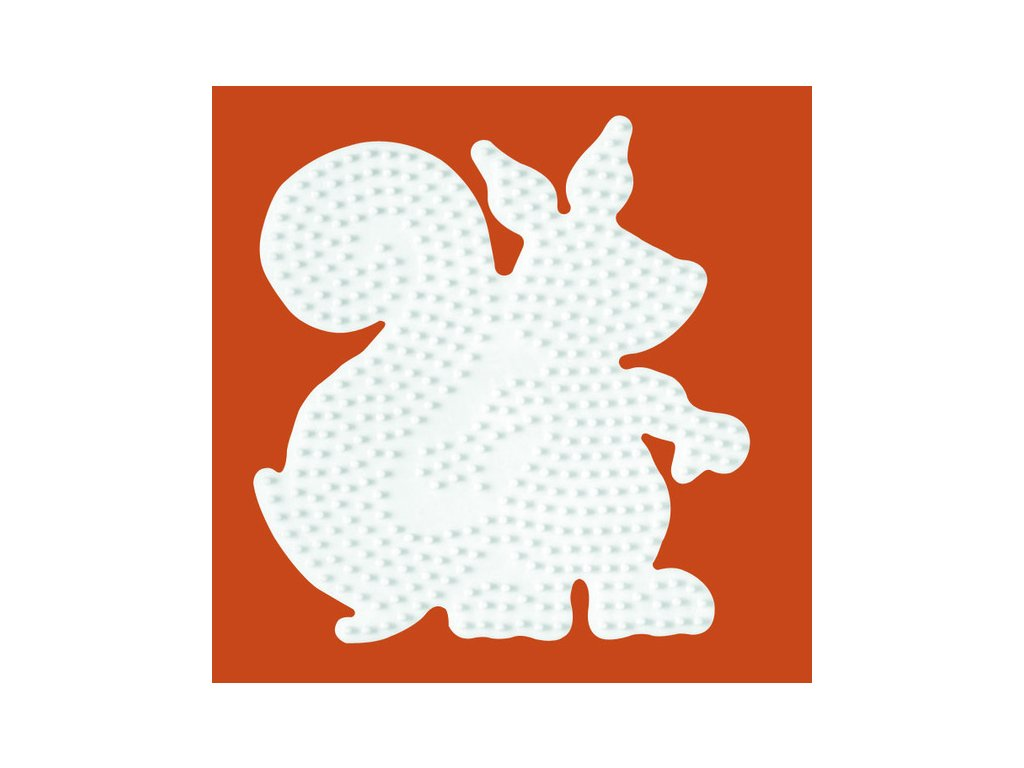 Podložka - veverka