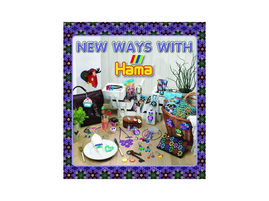 Inspirativní knížka č. 15 - MIDI k zažehlovacím korálkům Hama