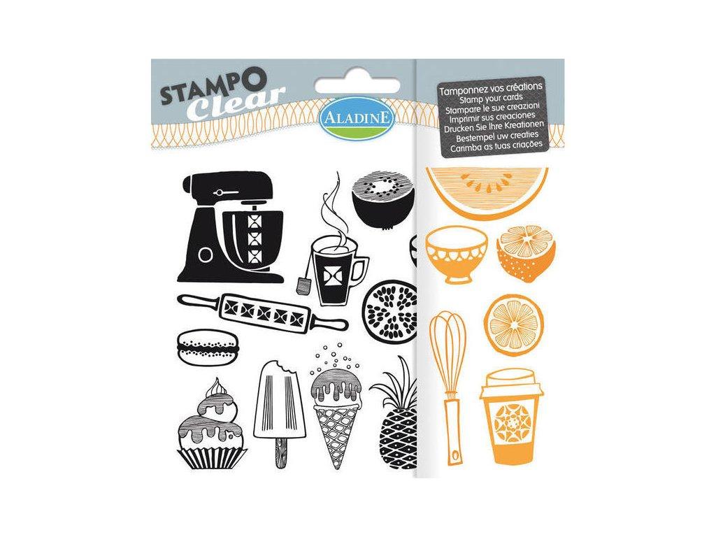 StampoClear, Cukrárna
