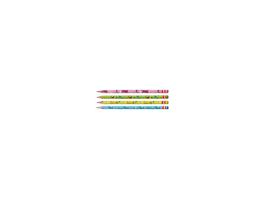 Obyčejná tužka Kores Dráček č. 2 (HB)