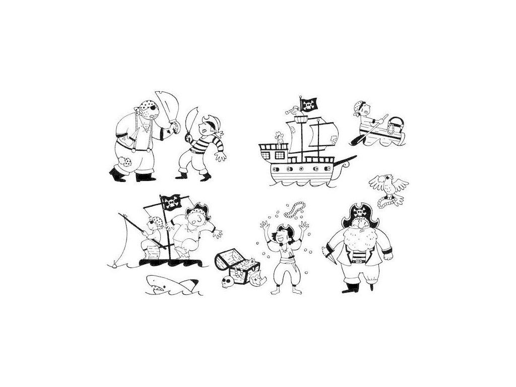 StampoMinos, Piráti