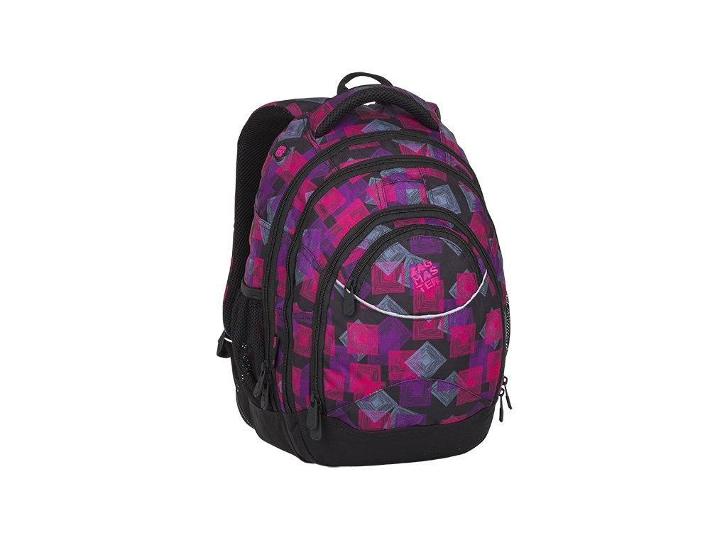 Studentský batoh pro holky Bagmaster ENERGY 8 E - www.stencl.cz 666db75e50