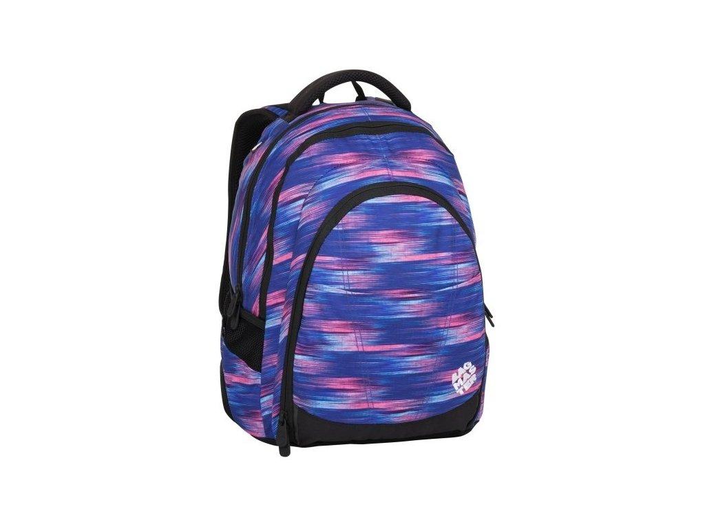 Školní batoh pro holky Bagmaster Digital 8 B - www.stencl.cz 58e5a68805